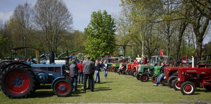 Einladung zum 12. Oldtimer Treffen in Wilstedt